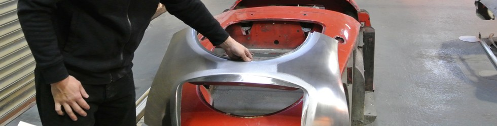Tool Making for Classic Cars