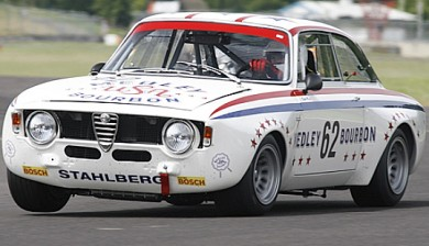 1965 1600 Alfa GTA Corsa Ex-Stahlberg racing car AR613834-1